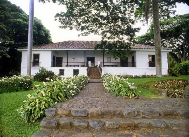 Hacienda el Paraíso en el Valle del Cauca