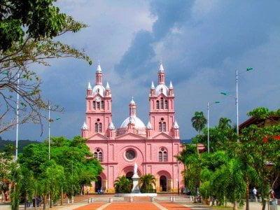 Basilica de Buga señor de los milagros