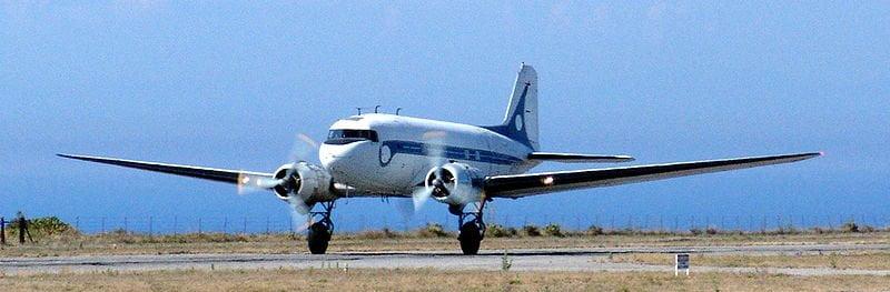 Douglas-DC3 Colombia