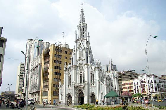 Iglesia la hermita cali