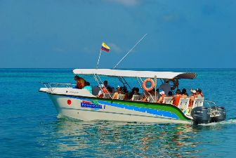 cómo llegar a las Islas del Rosario