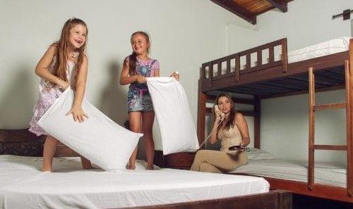 habitación hotel brisas del calima