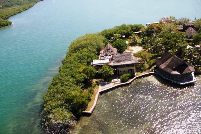 Hoteles en las Islas del Rosario Cartagena Colombia