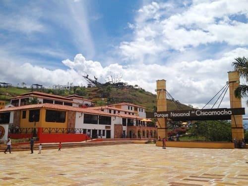 parque nacional del chicamocha Colombia