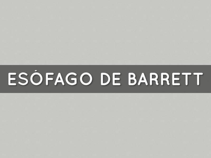 Enfermedades del Esofago