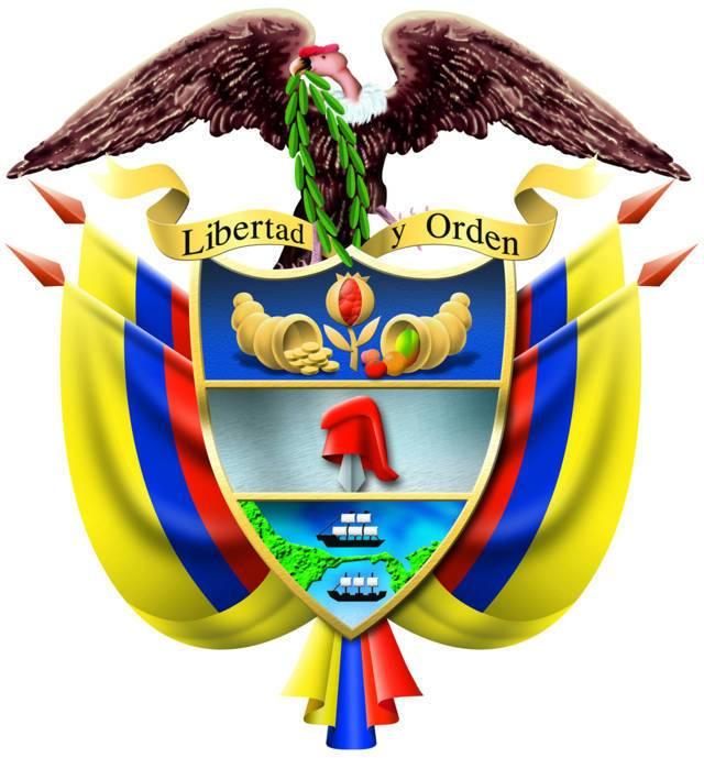 Escudo De Colombia Significado De Sus Partes Y Su Historia