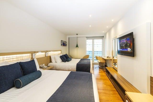 Hotel Cosmo Pacifico Habitaciones
