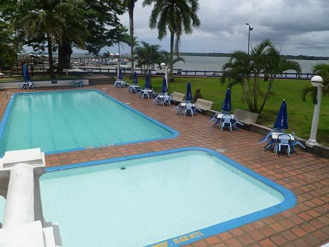 Piscinas Hotel buenaventura