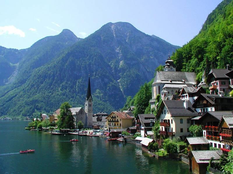 Visita Austria viajes a austria