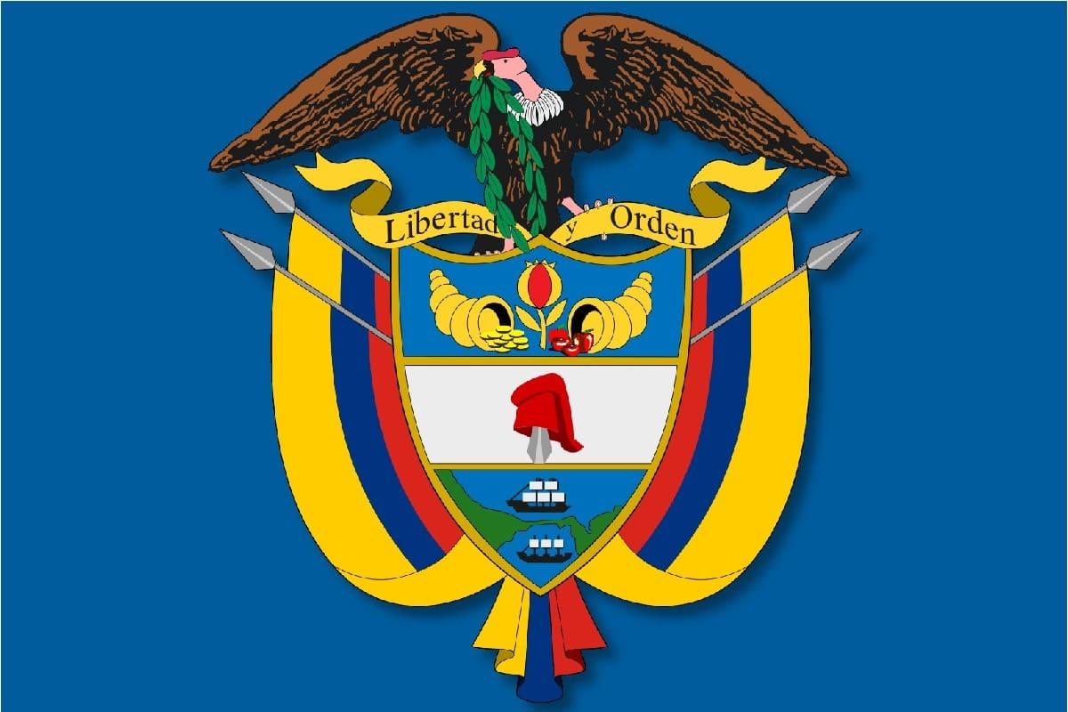 escudo de Colombia y su significado