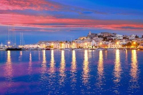 Destino luna de miel Ibiza Spain