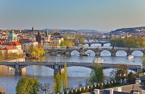 Destinos para tu segunda luna de miel en Praga república checa, luna de miel