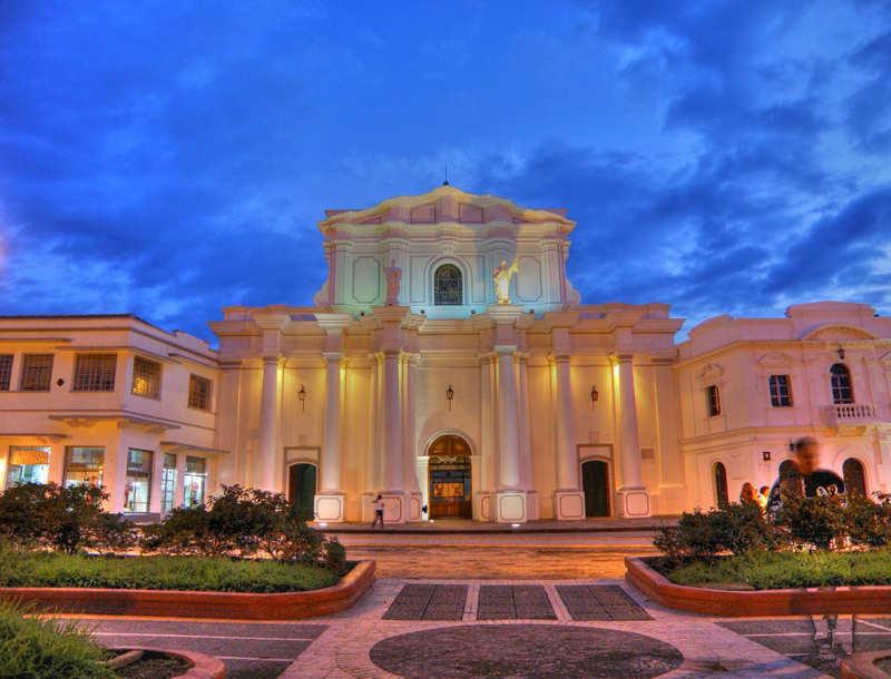 Catedral de Popayán