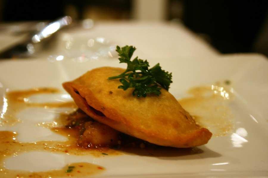 Empanadas de Pipian