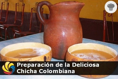 receta chicha colombiana
