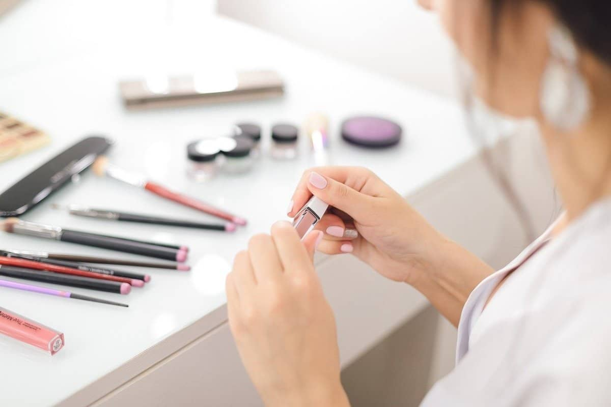 cosméticos para mujer