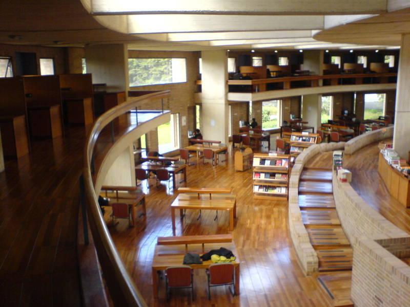 Listado de Universidades Públicas de Bogotá