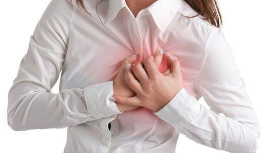 Resultado de imagen de ataque al corazón
