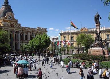 Embajadas en Bogotá