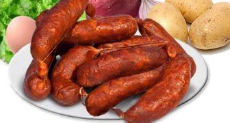 Receta Chorizo Santarrosano