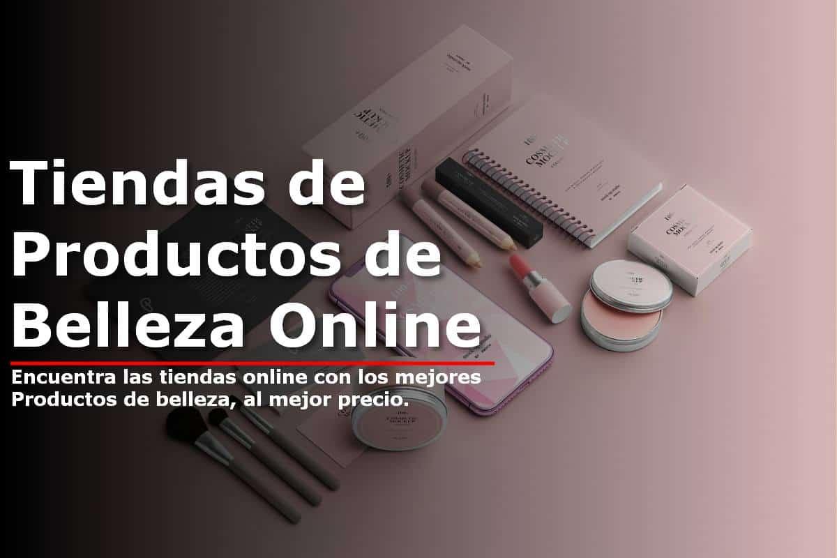 tiendas de productos de belleza online