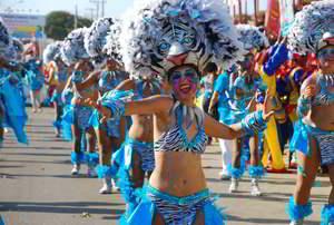 Fiestas y Carnavales Colombia