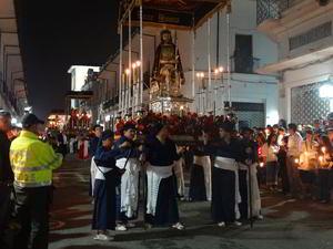 Fiestas de Semana Santa en Popayán