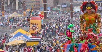 Carnaval del Pasto Colombia