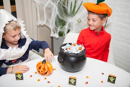 Fiesta de Halloween en Colombia