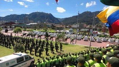 Policía Nacional Colombiana