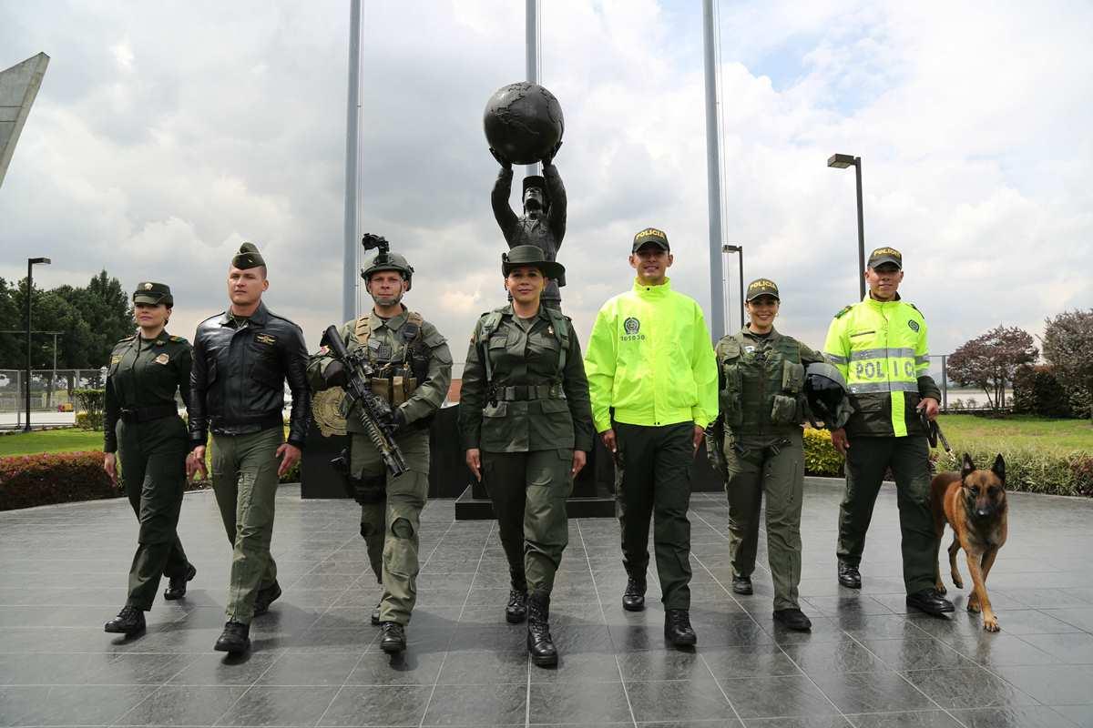 cuando es el día del Policía en Colombia