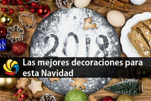 aprende a hacer decoraciones para navidad en 2018