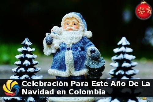 como es la navidad en Colombia