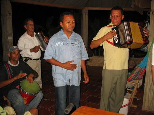 Vallenato Colombiano