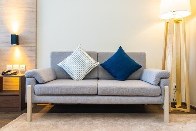 sofa para casas pequeñas