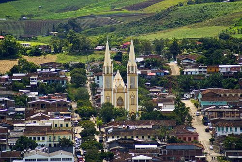 Restrepo Valle del Cauca