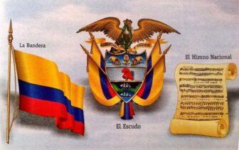 ¿Cuáles son los símbolos Patrios de Colombia?