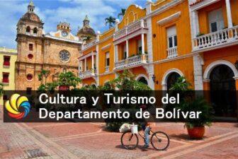 Cultura y Turismo Departamento de Bolívar