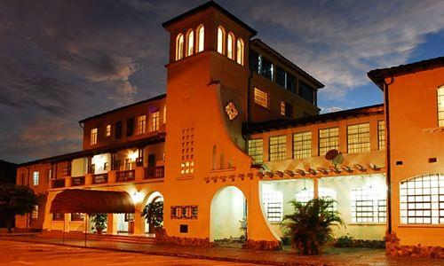 hoteles en Buga Valle Señor de los Milagros