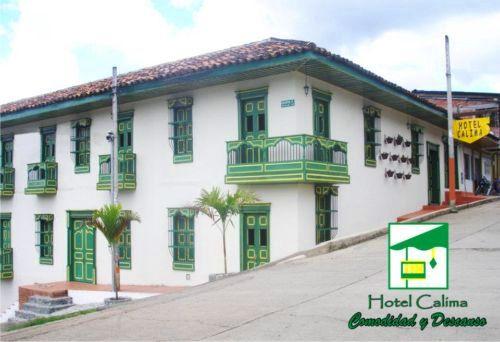 Hotel Calima en Restrepo Valle