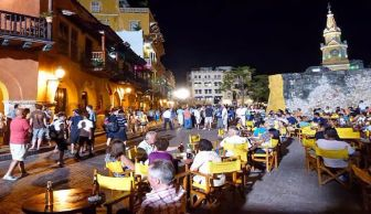 Vida nocturna Cartagena de indias