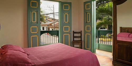 habitacion hotel calima en Restrepo Valle