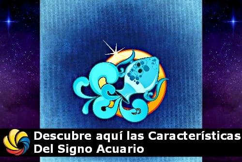 características del signo zodiacal acuario