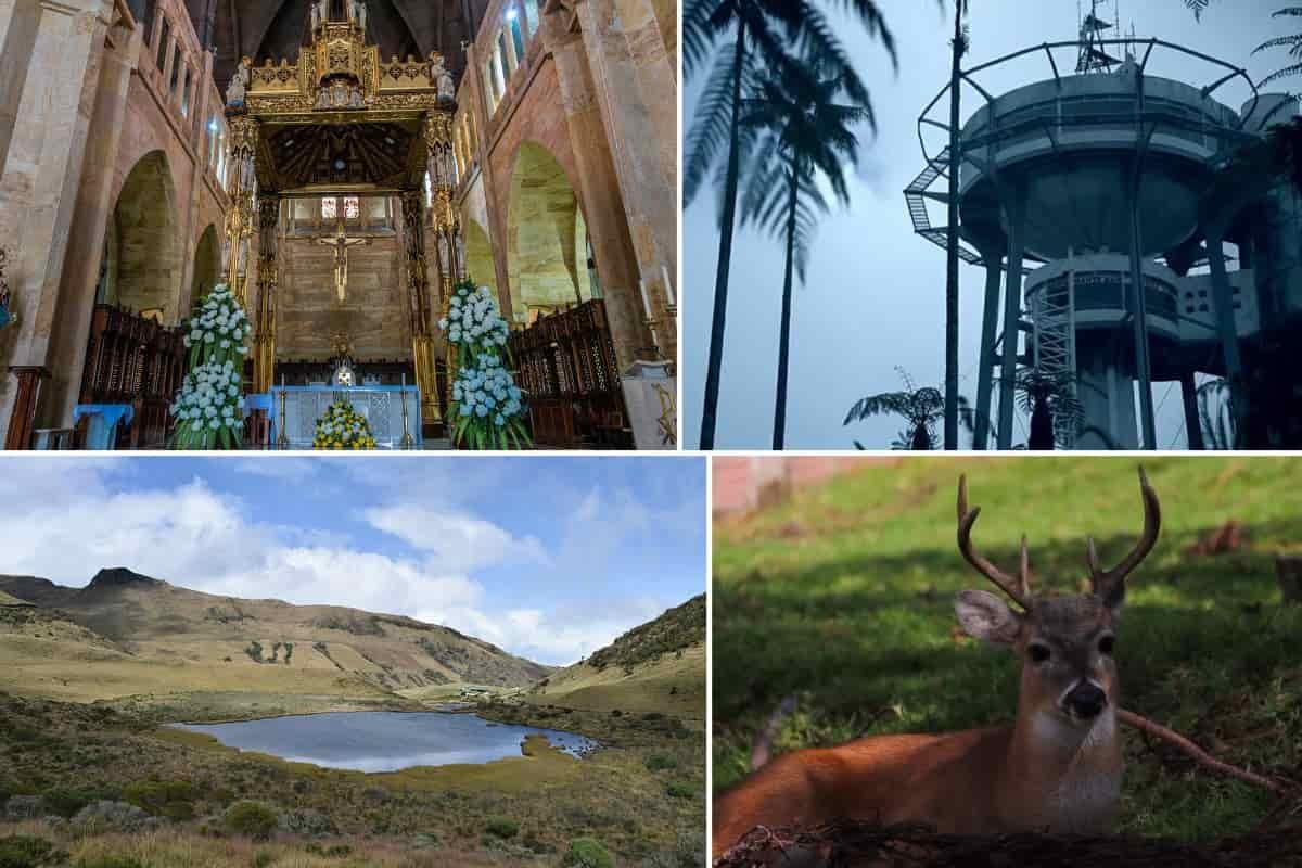 Lugares Turísticos de Manizales