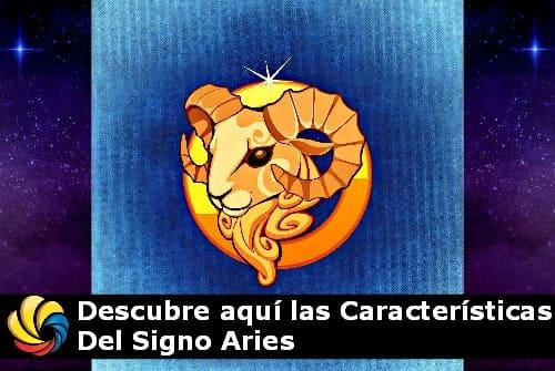 características del signo zodiacal aries