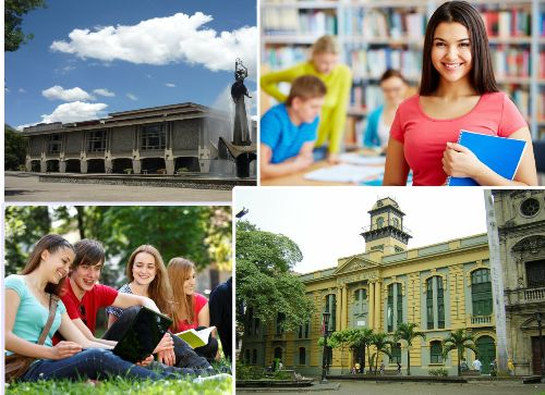 Universidades Publicas en Antioquía
