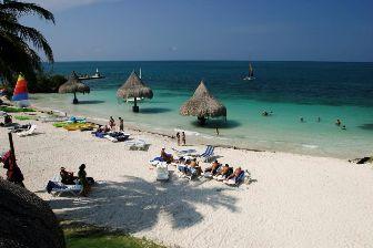 Tarifas Hoteles en Playa departamento de Bolívar