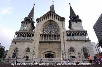 Catedral de Manizales Caldas