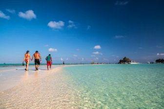 Caminata por San Andres Islas