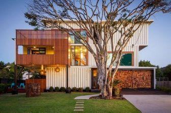 Adaptabilidad casas con Containers